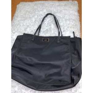 KATE SPADE NYLON WORK BAG/ CLASSIC BAG